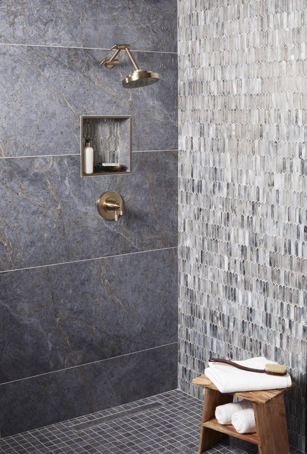 Shower Tile Large Format