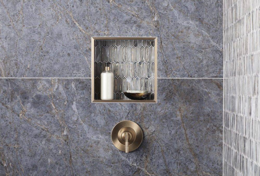 Shower tile large