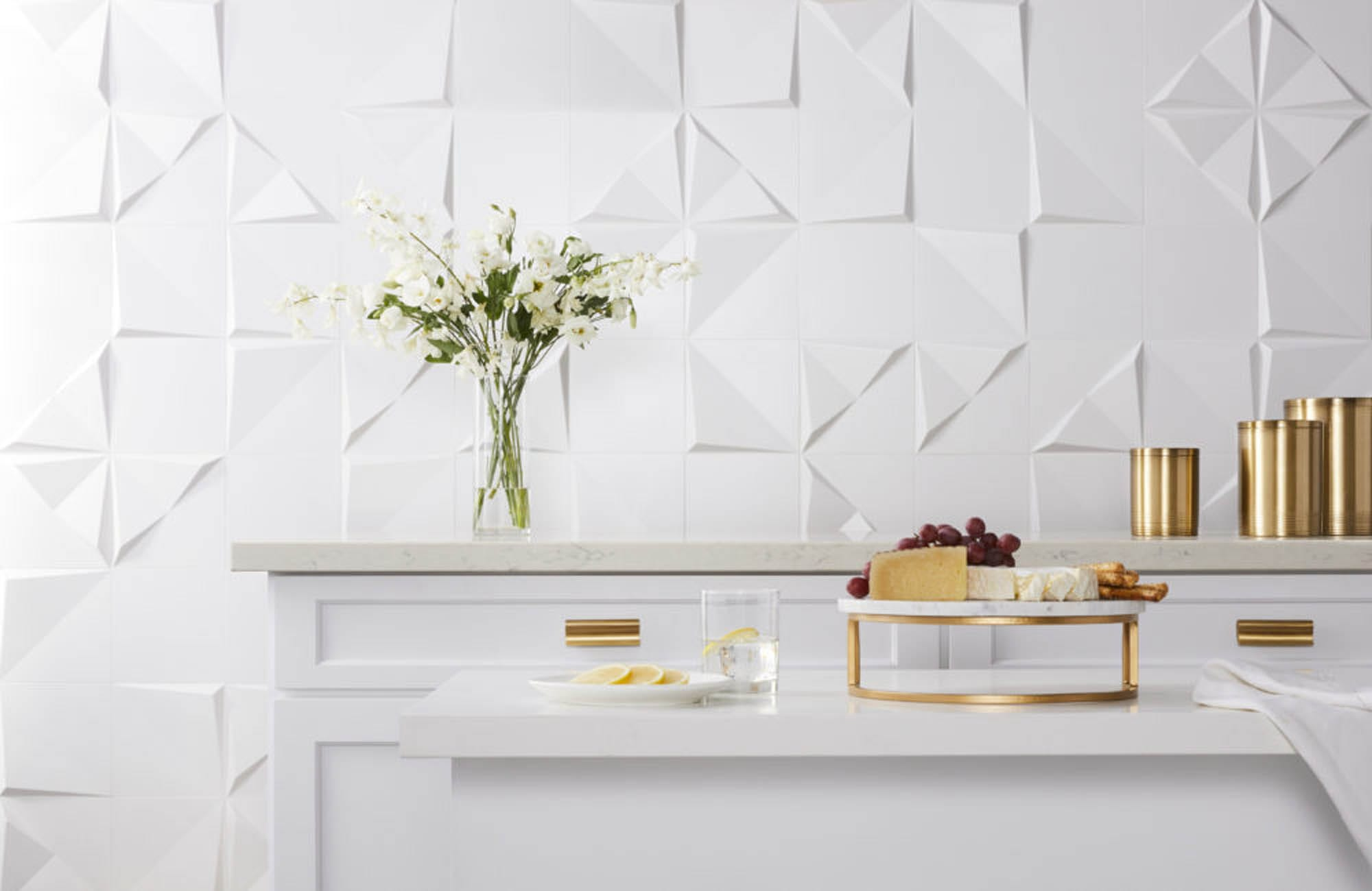 Beau Self Expression Through Geometric Tile