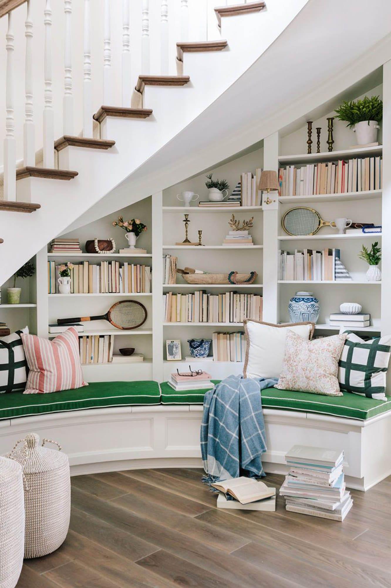 Under staircase nook