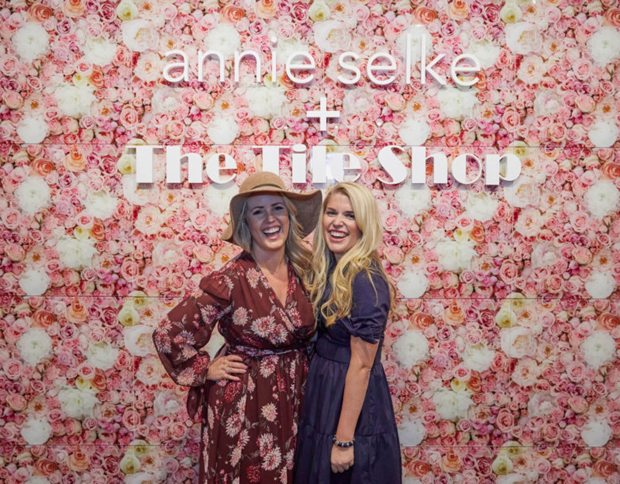 Annie Selke New York event