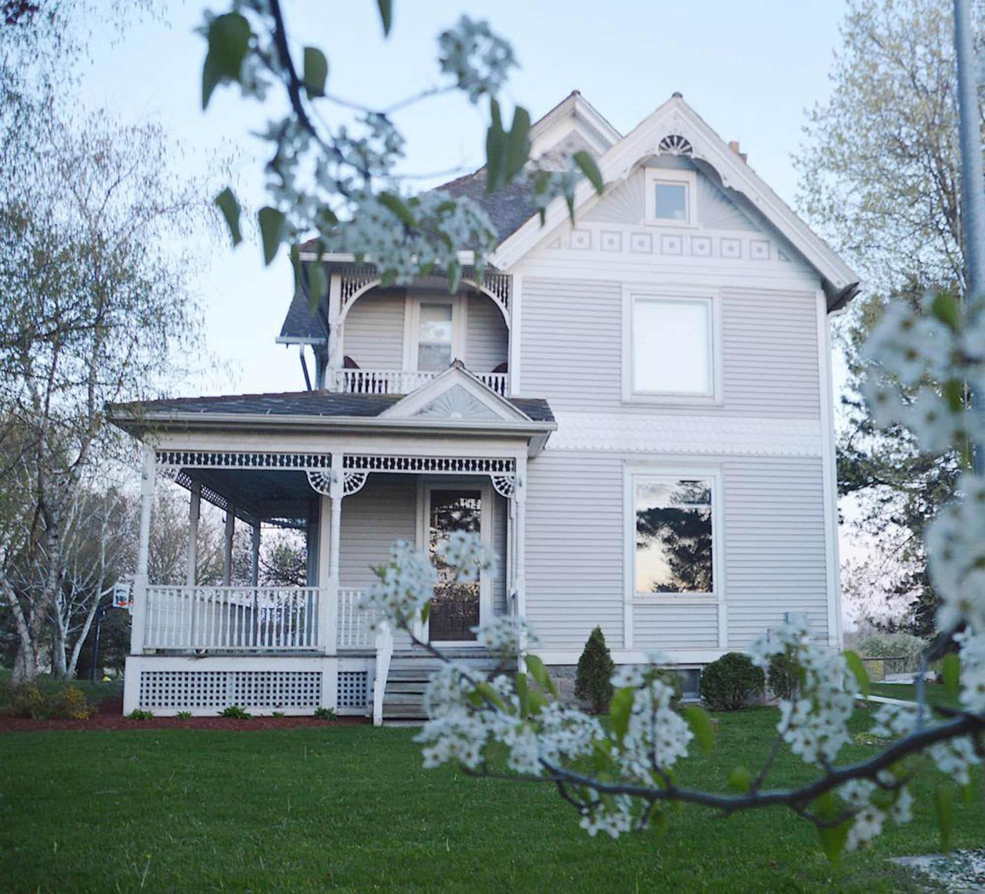 The Victorian Farmhouse