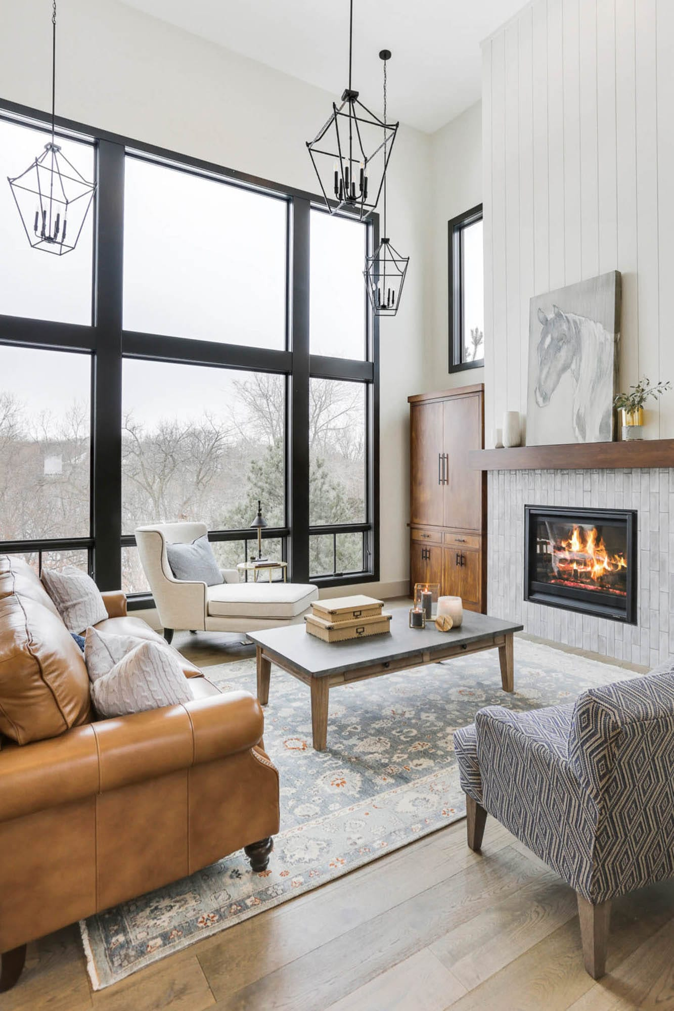 Our Favorite Fireplace Design Ideas...just in time for fall ...